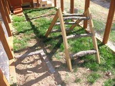 Building A DIY Chicken Coop If you've never had a flock of chickens and are considering it, then you might actually enjoy the process. It can be a lot of fun to raise chickens but good planning ahead of building your chicken coop w Chicken Coup, Best Chicken Coop, Chicken Coop Plans, Building A Chicken Coop, Diy Chicken Toys, Chicken Ladder, Chicken Roost, Chicken Ideas, Chicken Houses