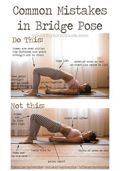 "I try to avoid words like ""correct"" and ""incorrect"" when doing yoga, but there…"