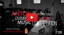 Concurso de Cámara Anton García Abril