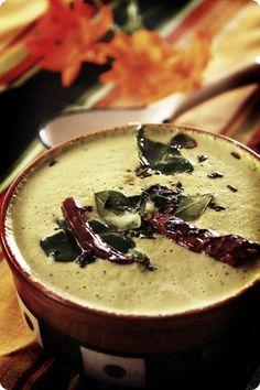 Ayurvedic doddapatre tambli #recipe #ayurveda