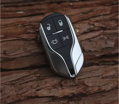 4 Buttons Replacement Smart Remote Key Shell Case For Maserati Quattroporte Ghibli Car Alarm Housing Keyless Entry Fob Key Cover