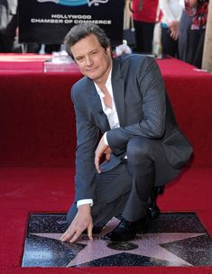 Colin Firth, male actor, star, celeb, hands, fingers, handsome, stylish, Mr. Darcy, sexy, hot, powerful face, intense eyes, great smile, portrait, cute, photo