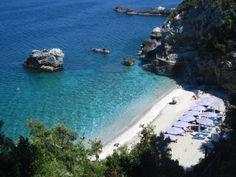 Mylopotamos beach- gorgeous water