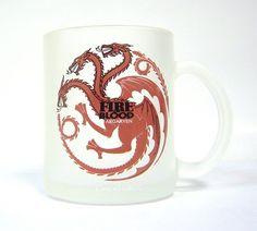 Cană Targaryen Fire and Blood