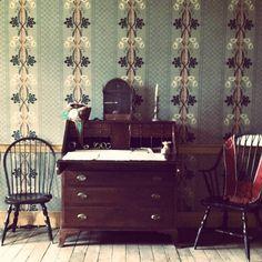 love this secretary desk