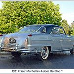 1951 Frazer Manhattan 4-Door Hardtop by sjb4photos