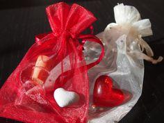 Dárkové balení šafránu ke svátku sv. Valentýna z Království chuti v Praze