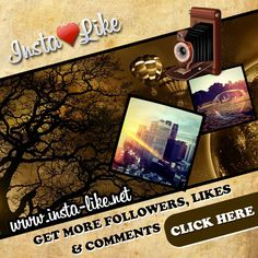 Get more Instagram Followers, Likes & Comments - FREE