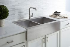 double bowl kitchen sink copper farmhouse sinks and kitchen sinks