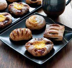 Mini Sweet Pastries | Coup de Pates