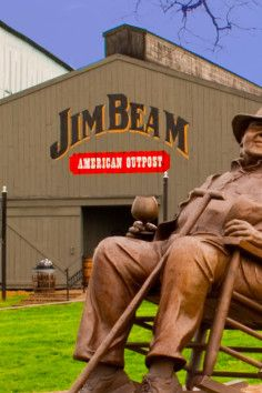 Jim Beam Distillery integrity, tradition & heritage Shepardsville KY 40165