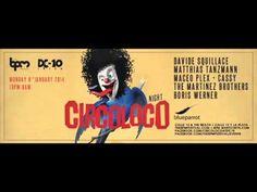 The Martinez Brothers -- Live @ BPM 2014 Circoloco Night, Blue Parrot -- 06.01.2014