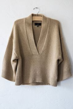 nili lotan flax logan sweater