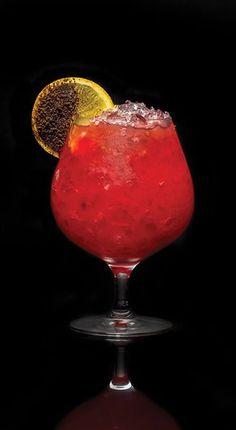 Captain's Rum Punch Drink - Cocktail Recipe - Captain Morgan