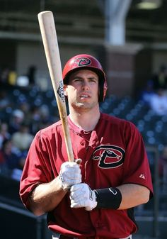 Paul Goldschmidt #44 of the Arizona Diamondbacks warms up on deck during the spring training game against the Kansas City Royals at Surprise Stadium on February 25, 2013 in Surprise, Arizona