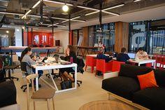 CO-WORK. Zona Les Condes#coworking #Chile #Santiago
