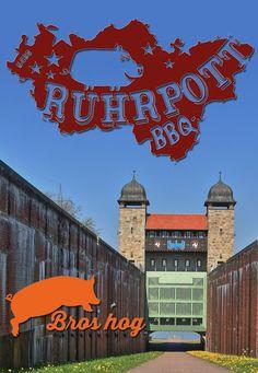 Auguri al team dei Bros Hogs che parteciperà questo fine settimana alla 4° edizione di Ruhrpott BBQ Competition a Waltrop in Germania.