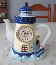 LIghthouse Tea Pot!