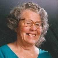 Mary Winifred Stubbs (born Kirk)