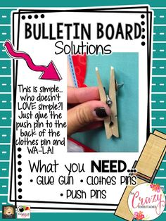 Bulletin Board Solutions that SAVE TIME! Check out the bulletin board ideas at t… Preschool Bulletin Boards, Classroom Bulletin Boards, Classroom Ideas, Bulletin Board Ideas For Teachers, Future Classroom, Bulletin Board Borders, Seasonal Classrooms, Missions Bulletin Board, Toddler Classroom Decorations