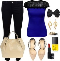 """Exec Style"" by k-cat on Polyvore"