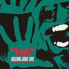 Killing Joke - Ha! - Killing Joke Live (CD) at Discogs