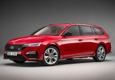 Powering the all-new 2020 Skoda Octavia RS iV is a plug-in hybrid unit that produces 242 HP and 295 lb-ft of torque. Porsche, Audi, Bmw, Vw Group, Sport Seats, Gasoline Engine, Auto News, Future Car, Dream Cars