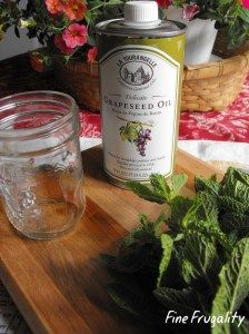 Mmmmmm....Peppermint Oil