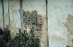 Wattle and daub - Building material Wattle Fence, Wattle And Daub, Fences, Important Inventions, Museum Branding, Vernacular Architecture, Iron Age, Handmade Home, Medieval