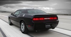 2014 Dodge Challenger leaves an unforgivable impression with its signature taillamps and available rear spoiler. Visit http://www.jimclickdodge.com/