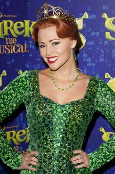 Kimberley Walsh as Shrek