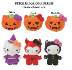 Electronics, Cars, Fashion, Collectibles, Coupons and Hello Kitty Plush, Sanrio Hello Kitty, Halloween Costume Accessories, Halloween Costumes, Hello Kitty Halloween Costume, Sanrio Characters, Halloween Decorations, Witch, Kawaii