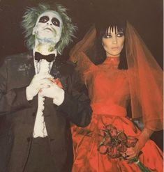 Celebrity Couple Costumes, Best Celebrity Halloween Costumes, Best Couples Costumes, Celebrity Couples, Celebrity Photos, Celebrity News, Funny Couple Halloween Costumes, Couple Halloween Costumes For Adults, Scary Makeup