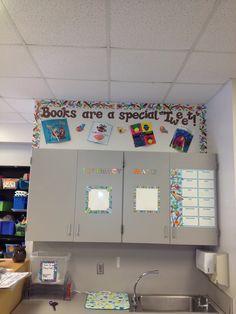 "Books are a special ""tweet!"" Boho birds theme"