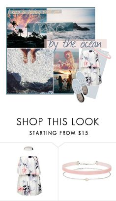 """[. I keep on hoping we'll eat CAKE by the ocean, (Huh) .]"" by like-a-wolf ❤ liked on Polyvore featuring GET LOST and Miss Selfridge"