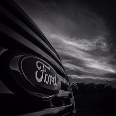 Ford in Black and White  #ford #gofurther #blackandwhite