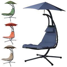 The Zero Gravity Hammock Chair