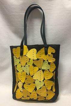 - – Purses And Handbags Totes Tote Handbags, Purses And Handbags, Leather Handbags, Leather Bag, School Bag Essentials, Bag Patches, Cheap School Bags, Creative Bag, Jute Bags
