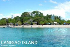 Canigao Island, Matalom, Leyte Philippines #NamecheapSummer