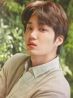 He looks like an art❤ Baekhyun, Kaisoo, Taemin, Kim Kai, Kim Minseok, Nature Republic, Exo Korean, Kim Junmyeon, Kpop Exo