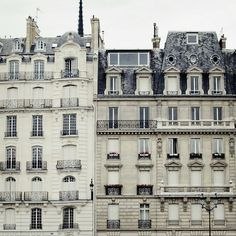Paris - Nothing beats classic architecture