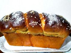 Brioche vaporeuse au Thermomix Biscuits, French Toast, Muffin, Brunch, Cooking, Breakfast, Food, Negative Space, Dental
