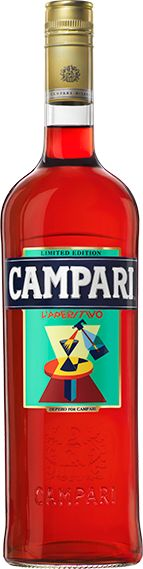 Campari Art Label Project limited edition | Campari.com