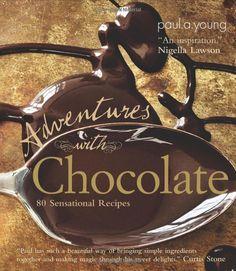 One of my favourite chocolate cookbooks / Jedna z moich ulubionych książek z czekoladowymi przepisami