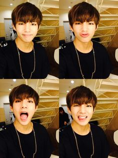 V (selca)  tweet for Jhope bday / BTS