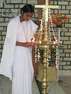Missionary Benedictine Sisters Chapel in Punalur, India
