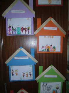 Most up-to-date Photographs preschool crafts all about me Strategies This great site possesses SO MANY Young children crafts that are appropriate for Toddler along with Toddlers. Preschool Family Theme, Family Crafts, Preschool Crafts, Family Activities, Preschool Activities, Art For Kids, Crafts For Kids, Children Crafts, All About Me Preschool