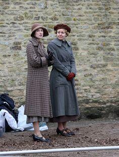 Downton Abbey Addicts: *Spoilers* Downton Abbey Season 4 Set Photos in ...