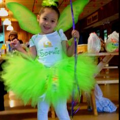 Sophie's Tinkerbell birthday party