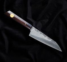 rustic personal chef custom kitchen knife by don carlos andrade - Best Kitchen Knives